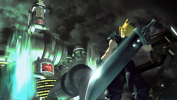 Cloud gaming: Final Fantasy 7 re-release hits the virtual shelves