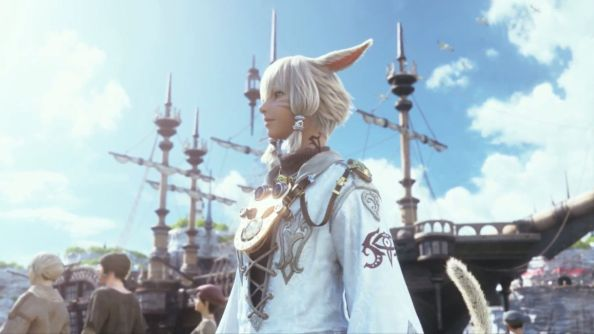 Final Fantasy XIV removed from sale amid server troubles