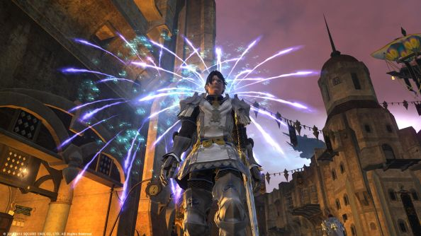 Quite a lot of people have decided to play Final Fantasy XIV: A Realm Reborn