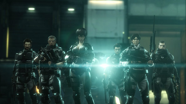 Ghost in the Shell-inspired FPS First Assault launches in 2016