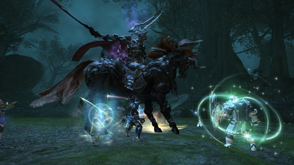 best looking games Final Fantasy XIV: A Realm Reborn