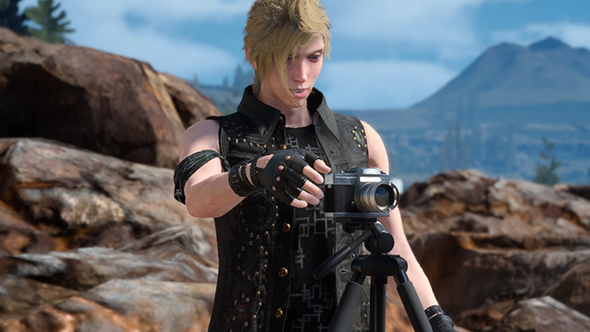 final fantasy xv nvidia photo contest