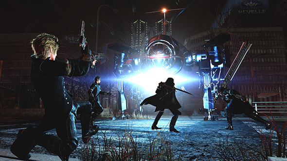 final fantasy xv pc release times
