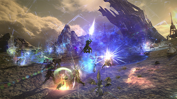 Final Fantasy XIV: A Realm Reborn begins its free two-week trial