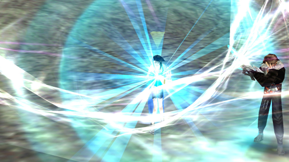 Square Enix updates 14-year-old Final Fantasy VIII with lots of cheats