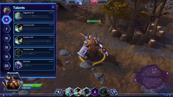 Watch Blizzard walk you through Heroes of the Storm's talent system