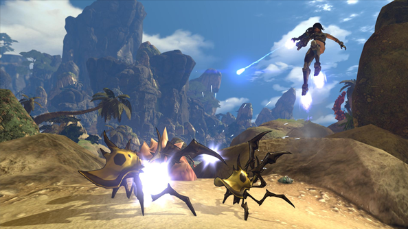 Red 5 layoff 10% of their staff. Firefall's development apparently unaffected