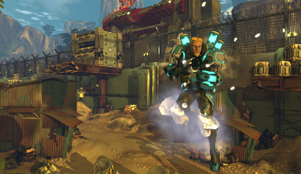 Firefall gets its first story-based episode tomorrow