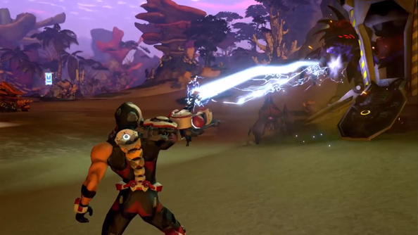 Firefall the MMO is dead, long live Firefall the mobile game