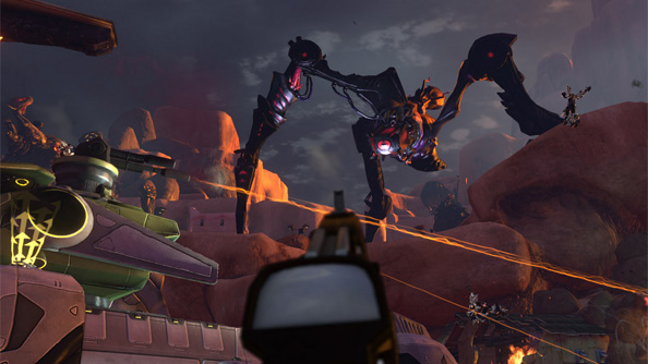 Firefall team nearly doubled by influx of 38 Studios and The Old Republic devs