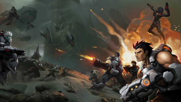 "Mark Kern clarifies his comments on Firefall - ""if you're not enjoying it, why play?"""