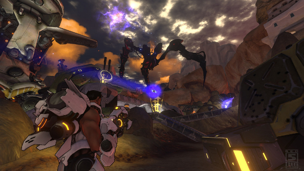 Firefall finally fires up the jetpack, launching on July 29th
