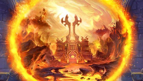Firelands Portal Art