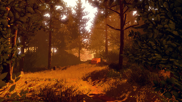 Firewatch releases February 9, 2016