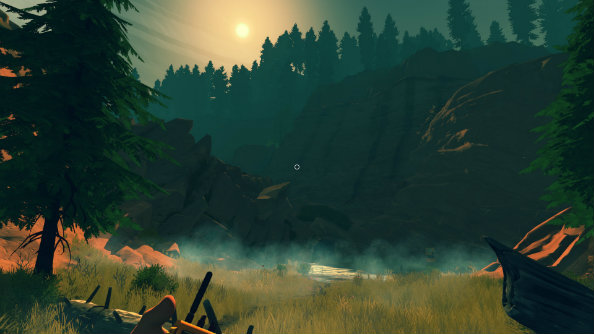 """There was a lot of copy-pasting"" Jane Ng talks creating Firewatch's Wyoming wilderness"