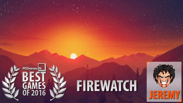 Firewatch Game of the Year