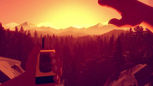 Lost in the woods: Campo Santo shows off the Firewatch PAX demo