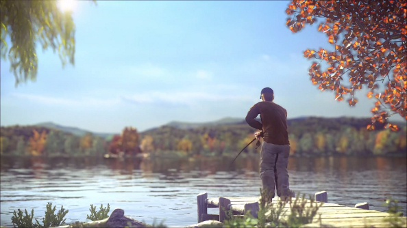 Check out that bass: Dovetail Games Fishing announced