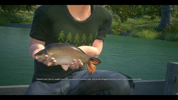 15 pro tips from an absolutely terrible dovetail games for Carp fishing games