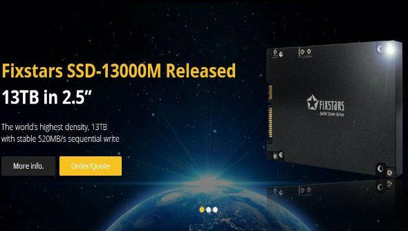 Fixstars SSD