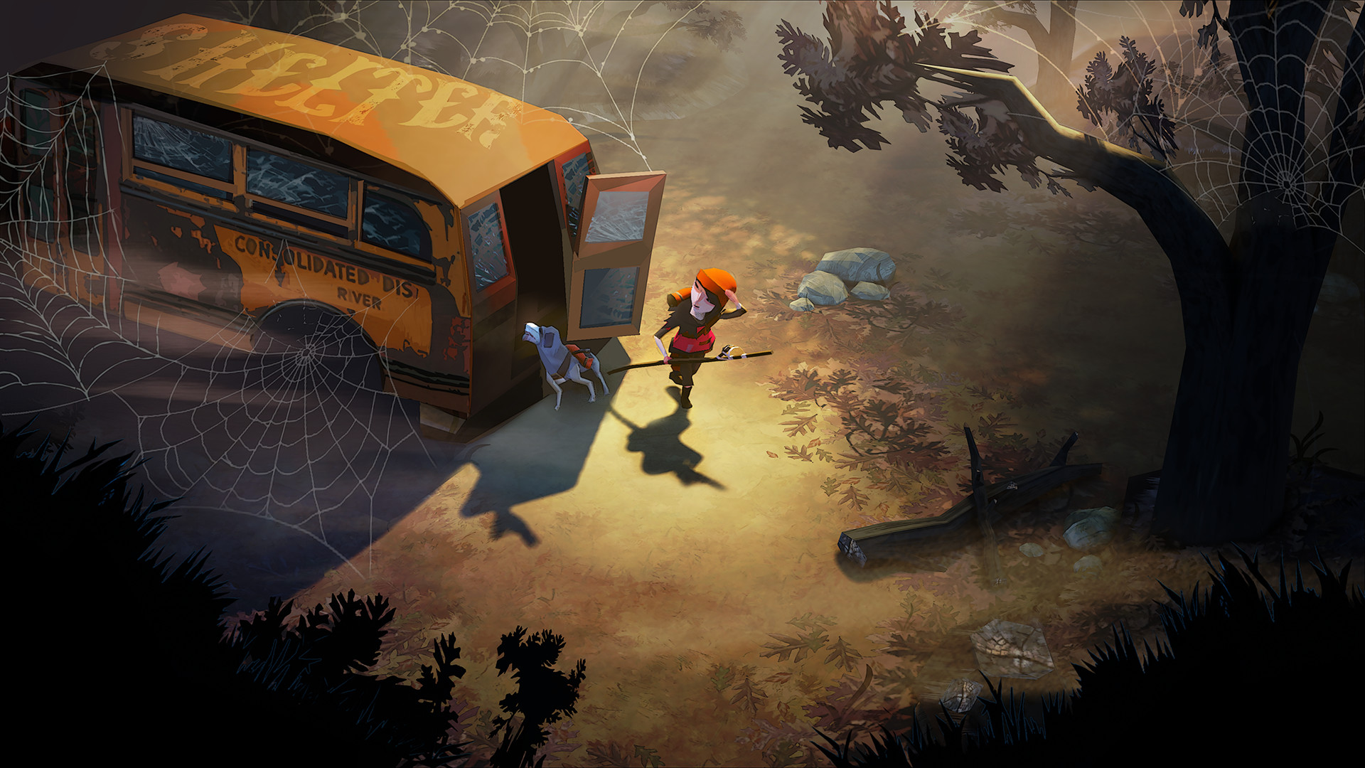 The Flame in the Flood will release on Early Access September 24th