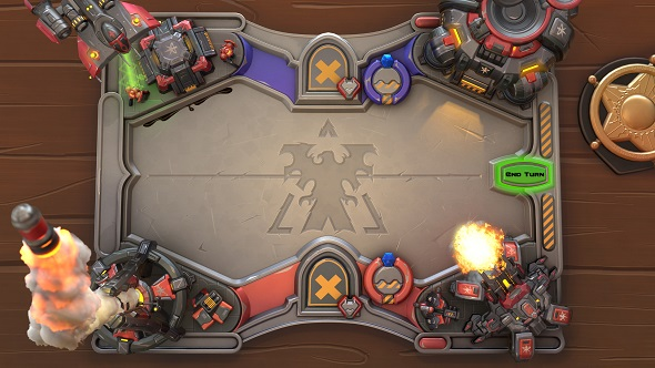 What would Hearthstone be like if it was made for the StarCraft universe?