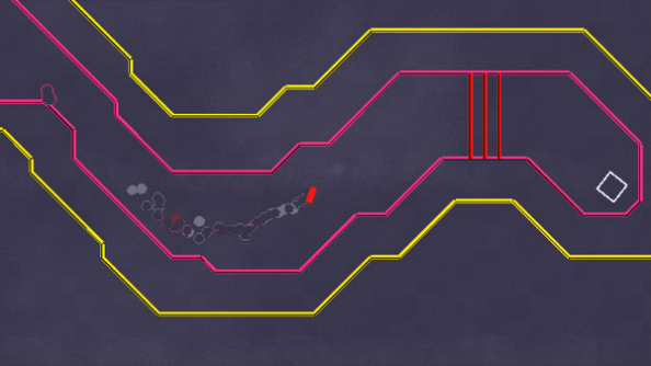 Flywrench, Nidhogg developer's new game, is out now