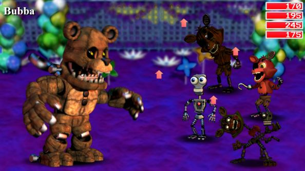 FNaF World has been upgraded and is now available for free