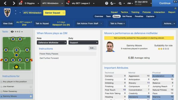 Football Manager 2014 pledges revamped 3D match engine and UI, realistic transfers and negotiations, Linux support