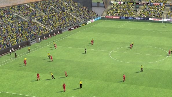 "Football hooliganism doesn't belong in the ""more utopian world"" of Football Manager"