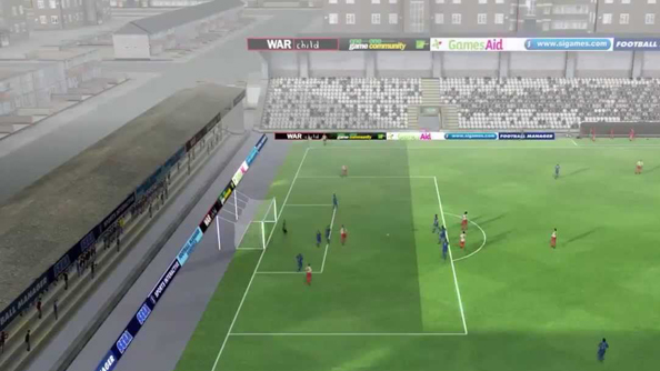 Open goal: Football Manager 2014 breaks UK high street PC charts records