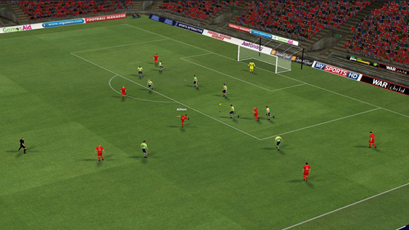 Football Manager 2014 release date / metaphorical kick-off set for October 31