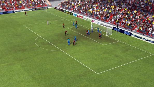 Football Manager 2014 was the best-selling PC game (that comes in a box) in the UK last week