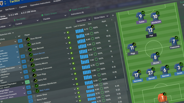 "Football Manager's Sports Interactive have built the ""biggest scouting network in football"""