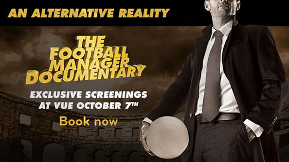 Football Manager documentary screenings are one-night-only - and selling out