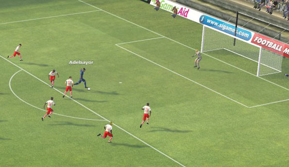 Football Manager 2013 update 13.1.3 improves passing AI and performance