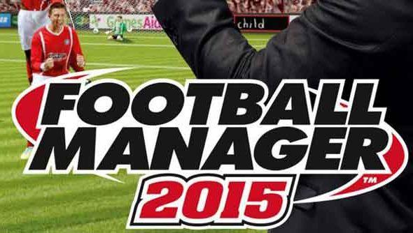 Football Manager 2015: happy man simulator.