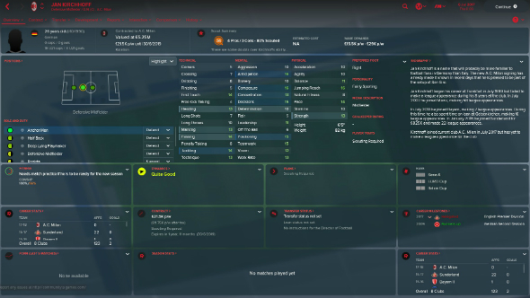 football manager 2018 free agents