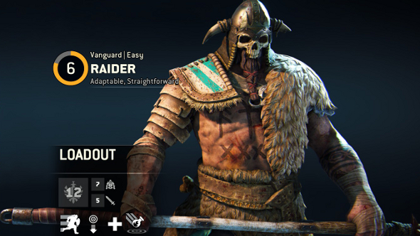 For Honor PC beta impressions
