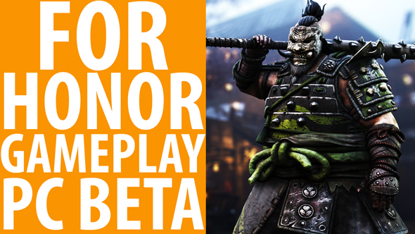 For Honor gameplay PC