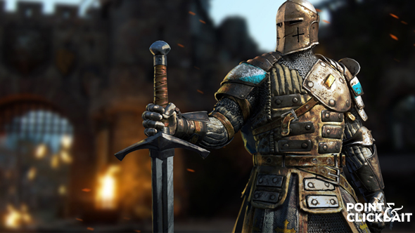 for honor point and clickbait