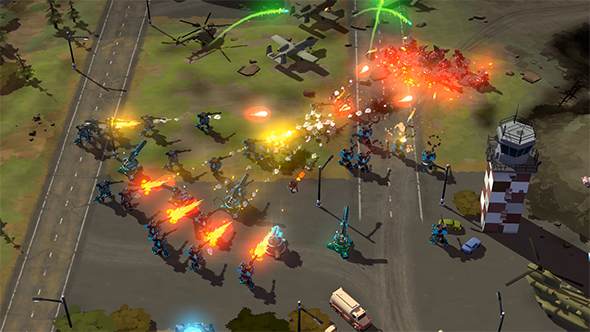 forged battalion early access release date