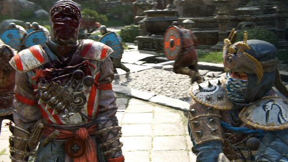 For Honor Shadow and Might