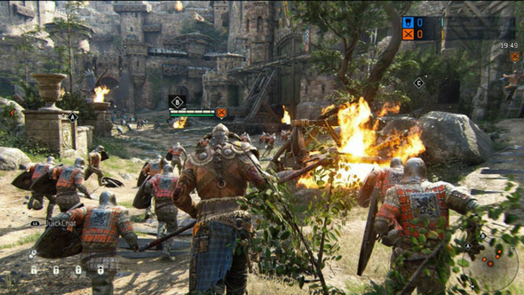 For Honor patch will let you join games in progress