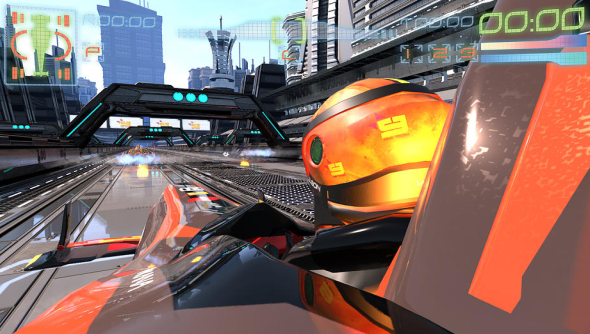 formula fusion wipeout r8 games early access steam greenlight