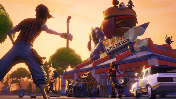 Fortnite now co-developed by People Can Fly, who are now Epic Games Poland
