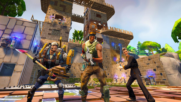 Epic's Fortnite starts building up to alpha, while more details start to trickle out