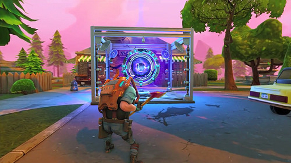 Epic Games Looks Back At Fortnite S First Alpha Phase