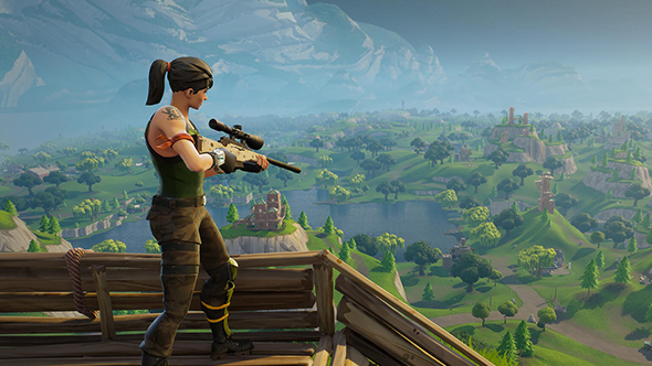 Epic optimise Unreal 4 for battle royale games, having made their