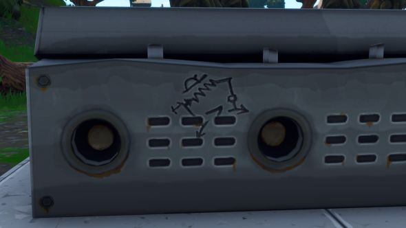 Fortnite hatch